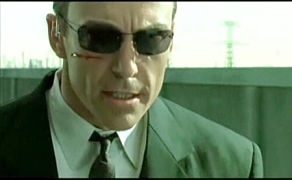 e375b014a3 Chad told me they were casting guys for new agents in  Matrix 2 . A week  later I went in and read for the casting director. There were literally  hundreds of ...