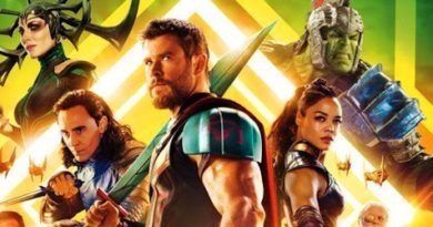 Podcast EP 330: Thor Ragnarok, Bad Moms Christmas, Atomic Blonde Reviews, The Post, Game Night, I Tonya Trailers