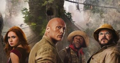 Podcast EP 354: Jumanji The Next Level, Ford v. Ferrari, Rambo: Last Blood, Booksmart Review, A Quiet Place 2, Trailers